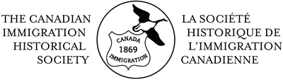 The Canadian Immigration Historical Society